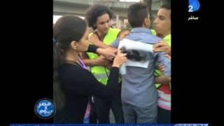 مصطفى مهدى.. بالفديو تجريس المتحرش فى الشوارع المصرية