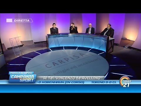 Campania Sport (parola ai tifosi) post Sparta Praga-Napoli 0-0 - Canale 21 27/11/14