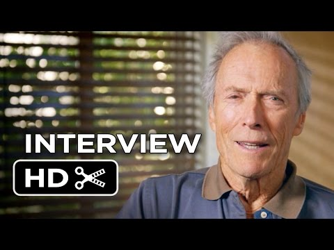 American Sniper Interview - Clint Eastwood (2015) - Bradley Cooper, Sienna Miller Movie HD