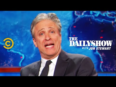 The Daily Show - Mighty Morphin Position Changers
