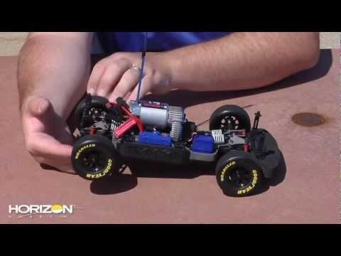HorizonHobby.com Review - Traxxas Kyle Bush 1/16-Scale Camping World Truck Series Truck Review