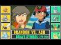 Ash vs. Brandon (Pokémon SunMoon) - Third BattleBattle Pyramid - Battle Frontier