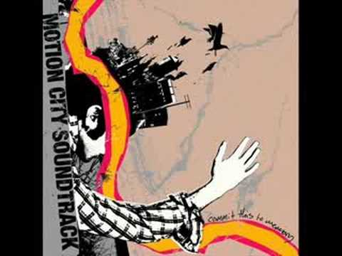 Motion City Soundtrack - Everything Is Alright