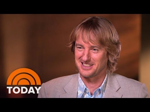 Owen Wilson Talks 'No Escape,' Dad's Alzheimer's Diagnosis | TODAY