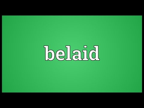 Header of belaid