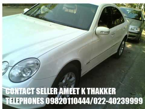 e270-cdi-mercedes-benz-mumbai-india-for-sale.avi
