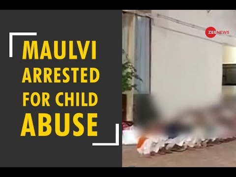 5W1H: Maulvi arrested for child abuse in Pune thumbnail