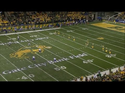 2014 South Dakota State at North Dakota State