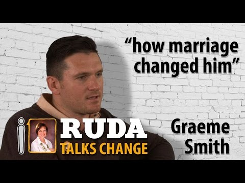 Graeme Smith on how marriage changed him