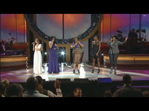 Jessica Reedy, LeAndria Johnson, Yanna Crawley Bet Celebration of Gospel 2011
