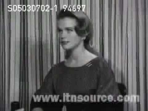 Lee Remick 1959 Video