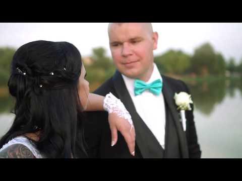 Mónika és Árpi esküvői buliklipje (Aranyalma Étterem Napor)