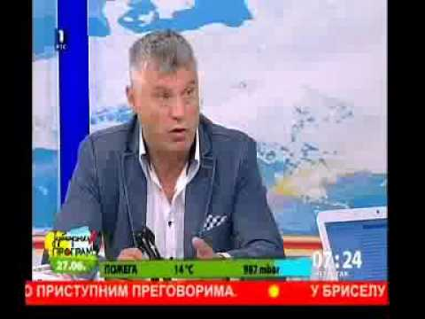 Miroslav Lazanski o sintetizovanju glasa Aleksandra Makedonskog