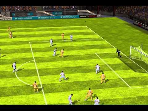 FIFA 14 iPhone/iPad - Hamburg Fortuna vs. Deportes Tolima