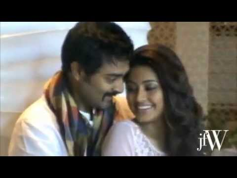 Sneha With Prasanna At Jfw Photoshoot Video - Nikhils Channel video