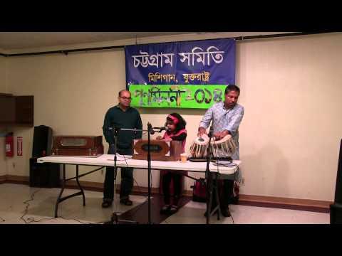 (1) Nazrul Geeti : Shukno Patar Nupur Pae ... by- Zara Anwar...