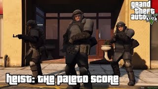 GTA 5 (PC) GT 650M / 8 GB RAM / i7-3630QM / 8 CPU Gameplay: The Paleto Score