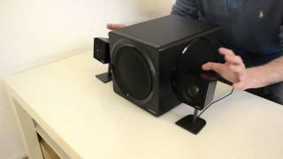 Ausprobiert: Creative Gigaworks T3 Soundsystem