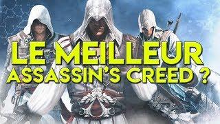 QUEL EST LE MEILLEUR ASSASSIN'S CREED ?