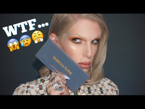 THE TRUTH... ANASTASIA SUBCULTURE EYESHADOW PALETTE REVIEW