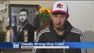 Wrong-Way Driver, Victim In Deadly Interstate 80 Crash Identified