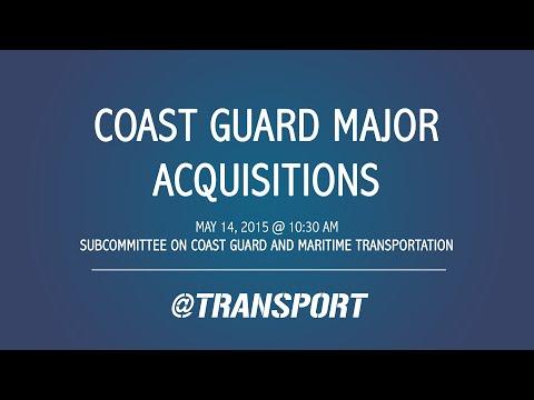 Coast Guard Major Acquisitions