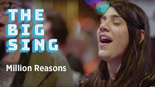 "THE BIG SING - ""Million Reasons"" Lady Gaga"