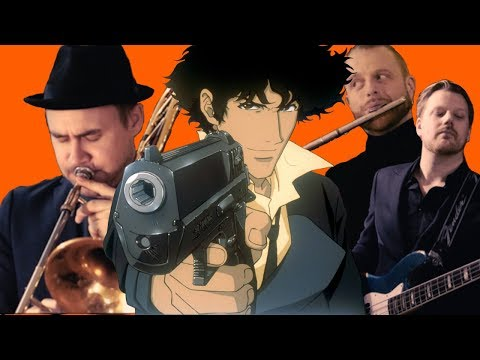 Platina Jazz - Tank! (from Cowboy Bebop)