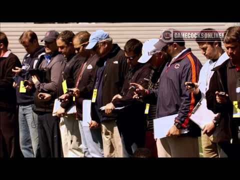 Highlights: South Carolina Football Pro Day