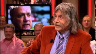 Voetbal International Johan Derksen over Dick Advocaat.