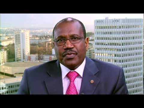 ITU VIDEO: WRC-12  A Video Message from ITU Secretary-General Dr. Hamadoun Tour