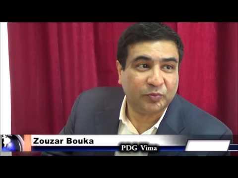 Zouzar BOUKA, Chairman de Vision Madagascar au US Africa Business Forum 2016