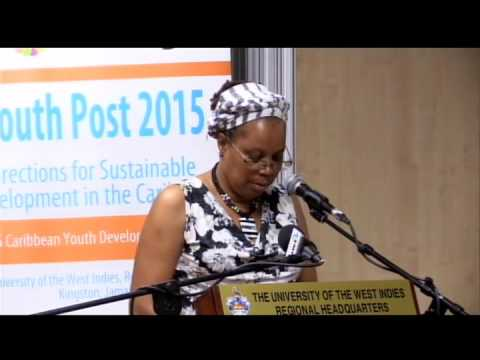 DAY 3: Friday 2nd October Celebration of Caribbean Youth Day-FINAL 'OPEN MIC' PLENARY