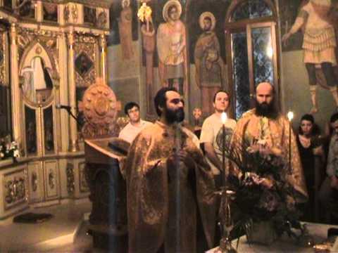 Predica pr. Cristian Chivu la o nunta de argint