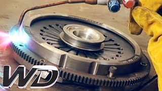 The Easiest Way to Replace a Porsche 911 Clutch | Wheeler Dealers