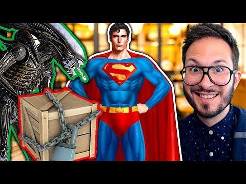 Alien Blackout et Superman en approche ? Rockstar abandonne Agent ? Les loot boxes en danger aux USA