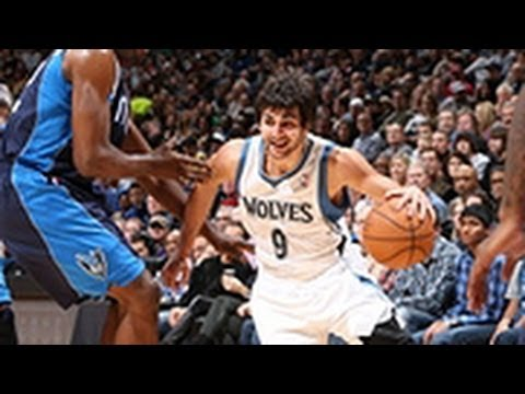 Ricky Rubio returns to action!