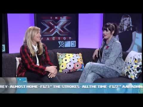 Melanie Blatt from The X Factor NZ chats