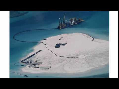 Why China's fake islands violate international law