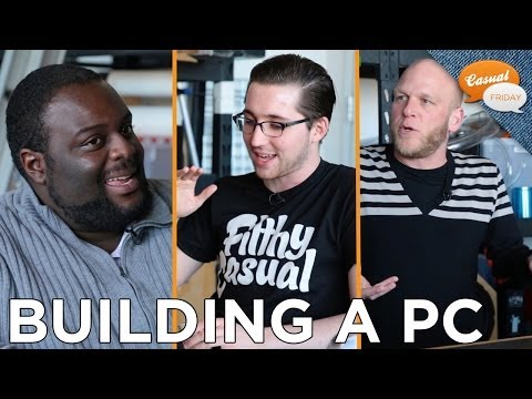 How Hard is Building a Gaming PC? - CASUAL FRIDAY