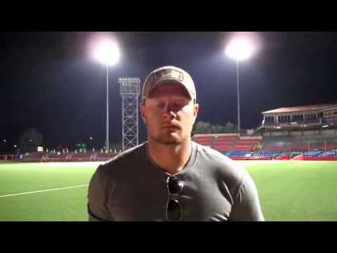 Wichita Wingnuts Postgame - May 16th, 2013