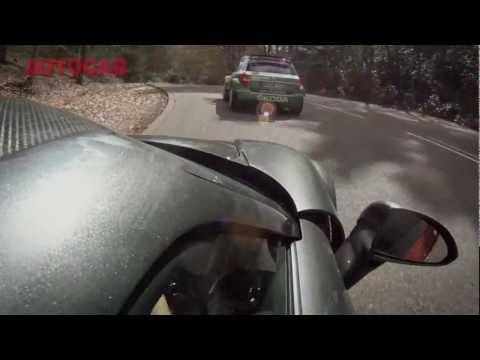 Skoda rally car vs Noble M600 supercar