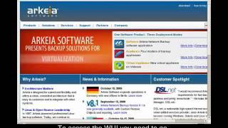 Arkeia Network Backup Enterprise Edition for Ubuntu