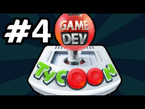 Lets Play Game Dev Tycoon | Part 4 - The Bankruptcy of Beach Hill Studios! [Part 4/4]