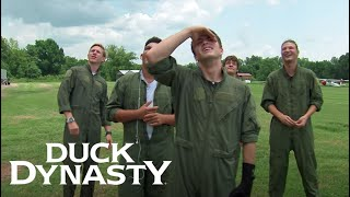 Duck Dynasty: John Luke's High-Flying Bachelor Party | A&E