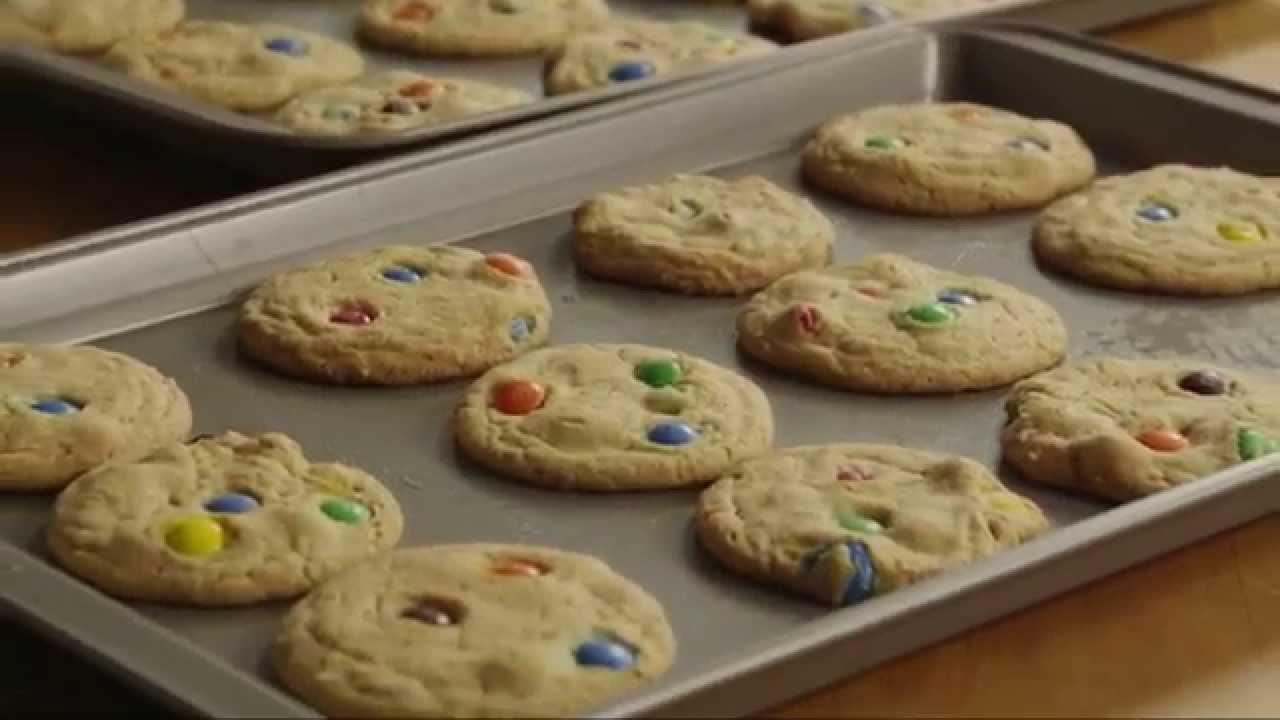 Robbi's M&M Cookies Recipe — Dishmaps
