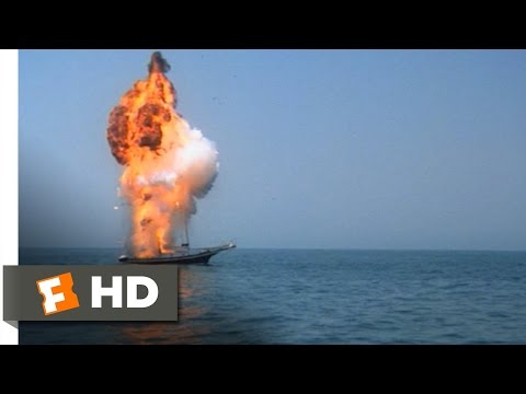 The Parallax View (7/10) Movie CLIP - Boating Accident (1974) HD