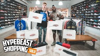 Yasiel Puig Goes Hypebeast Shopping