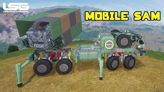 Space Engineers - Mobile SAM Launcher