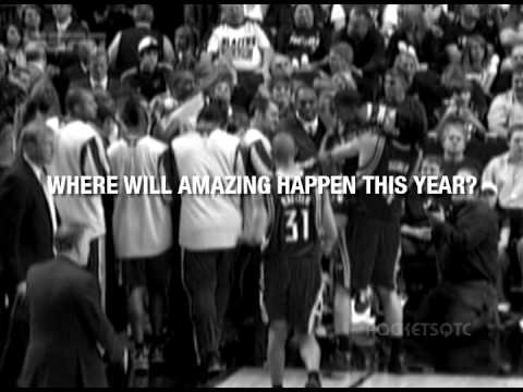 Aaron Brooks, Buzzer Beater: Where Will Amazing Happen This Year? R1G1, 041809 Video